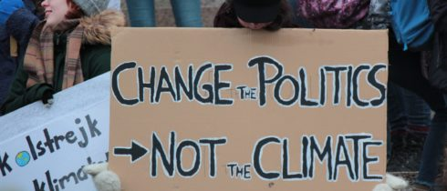 Climate greater worry than COVID-19 for young Europeans, new poll finds